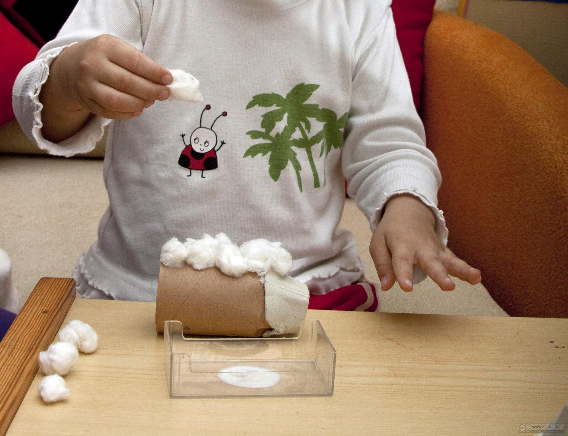 Crafts children