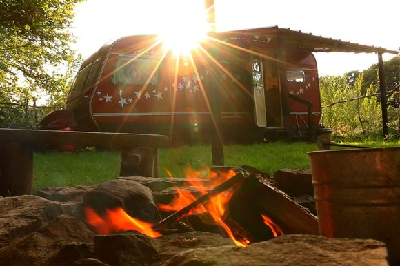 The best British sites for camping and glamping
