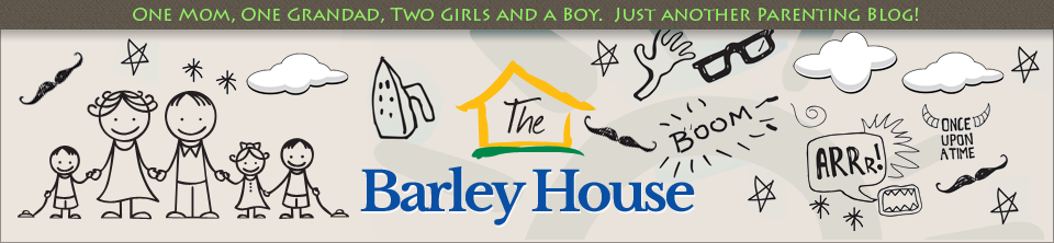 TheBarleyHouse.  A parenting blog where the children run the show