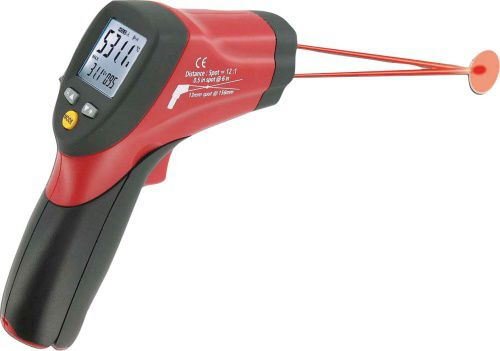 The Benefits of Using an Infrared Thermometer