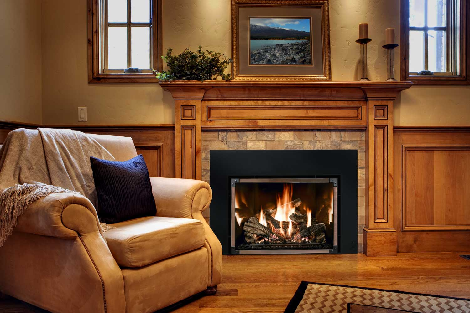 Renovating Old Fireplaces Adds Beauty to a Room