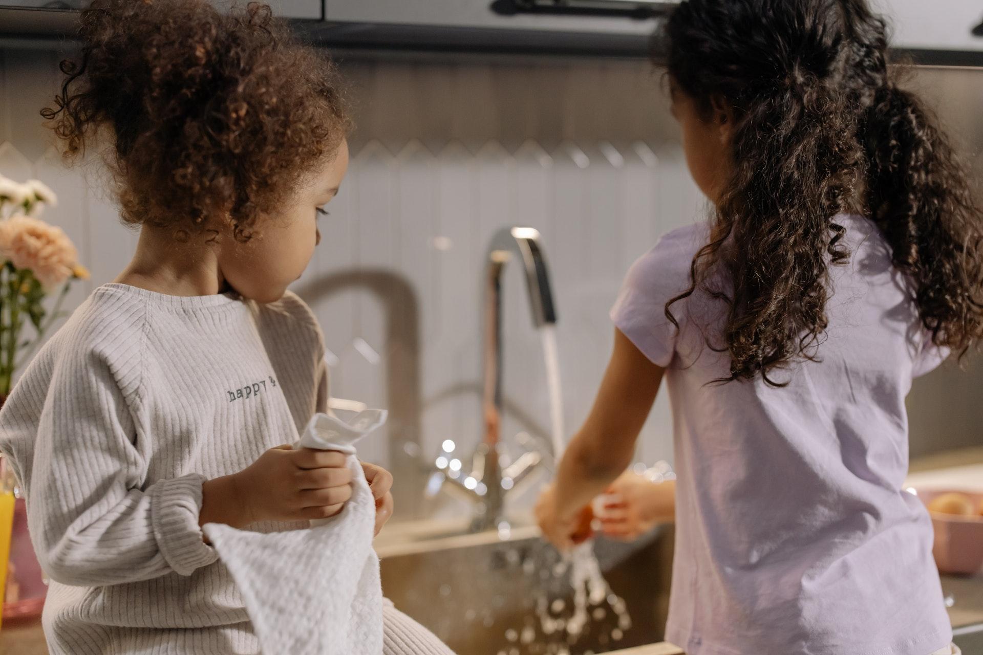 How to Make Children Do Chores Around the House